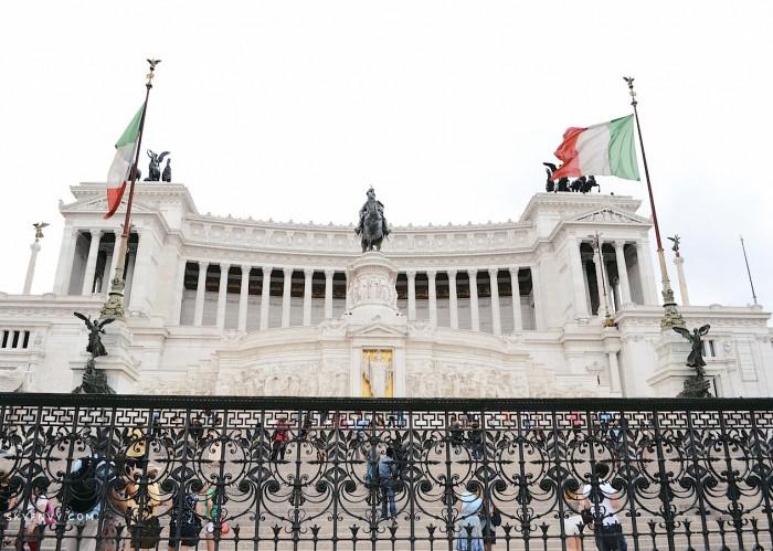 Rome Vittorio Emanuel
