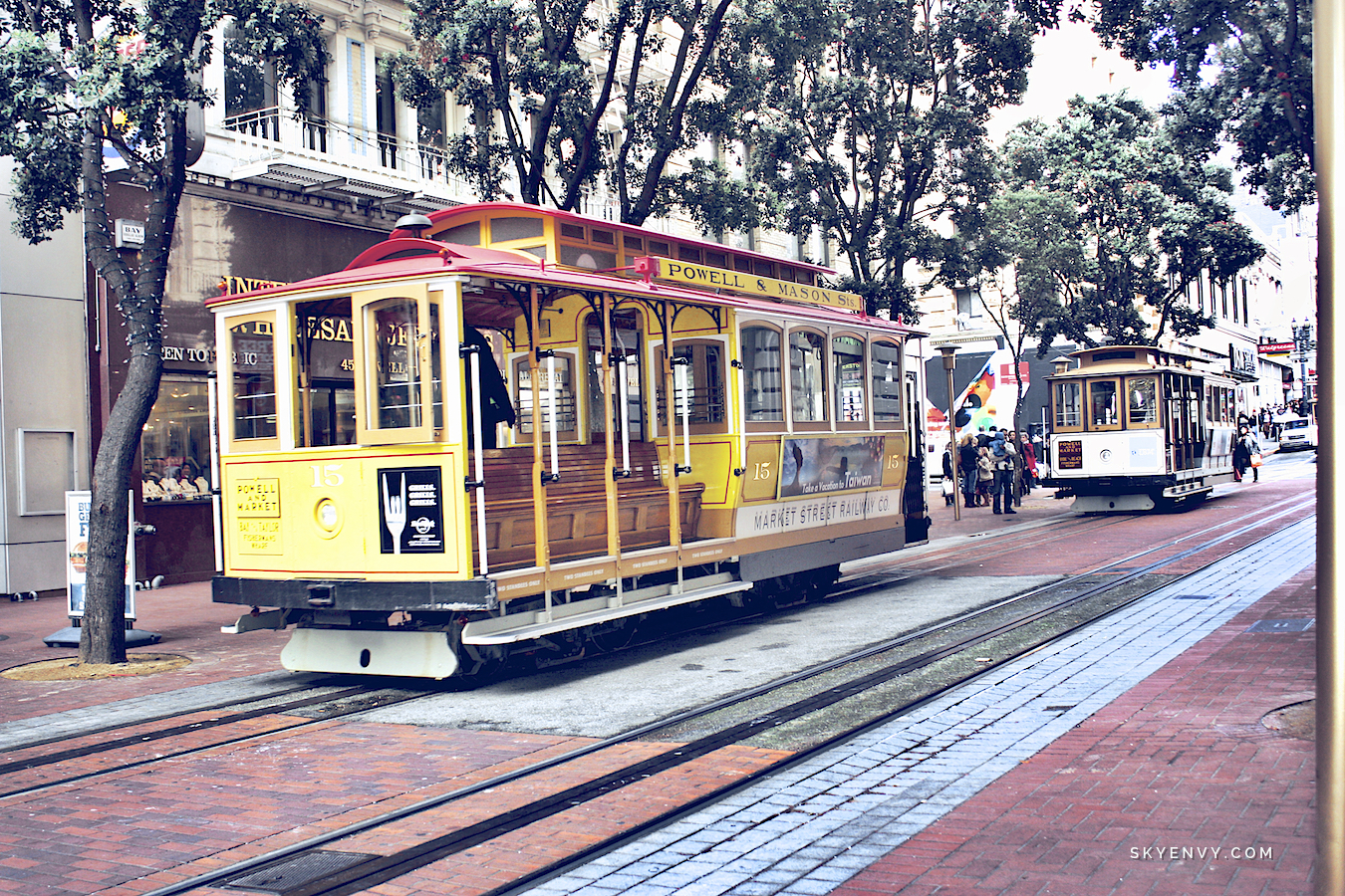 Trolley San Francisco