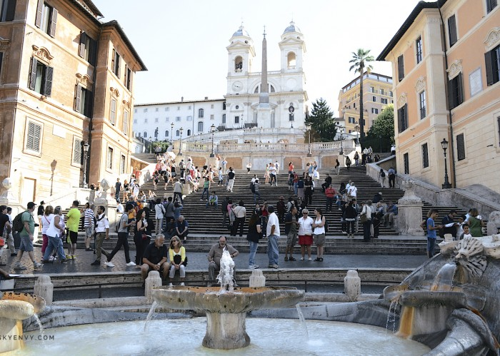 Rome Fountain
