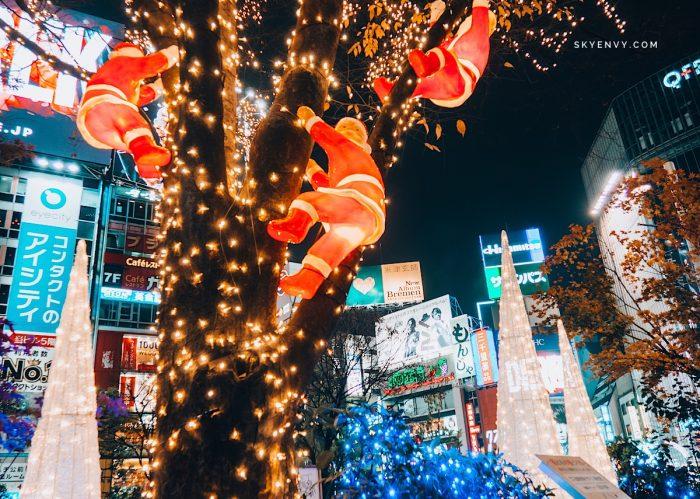 Tokyo Santa