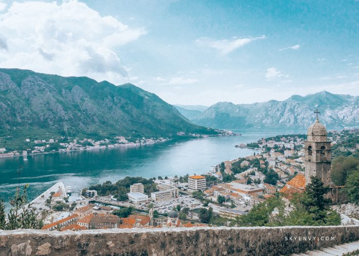 12 photos that will make you visit Montenegro; Kotor; Montenegro; St John's Fortress; Ladder of Kotor; montenegro view; rotor view; kotor hike; montenegro hike; day trip dubrovnik
