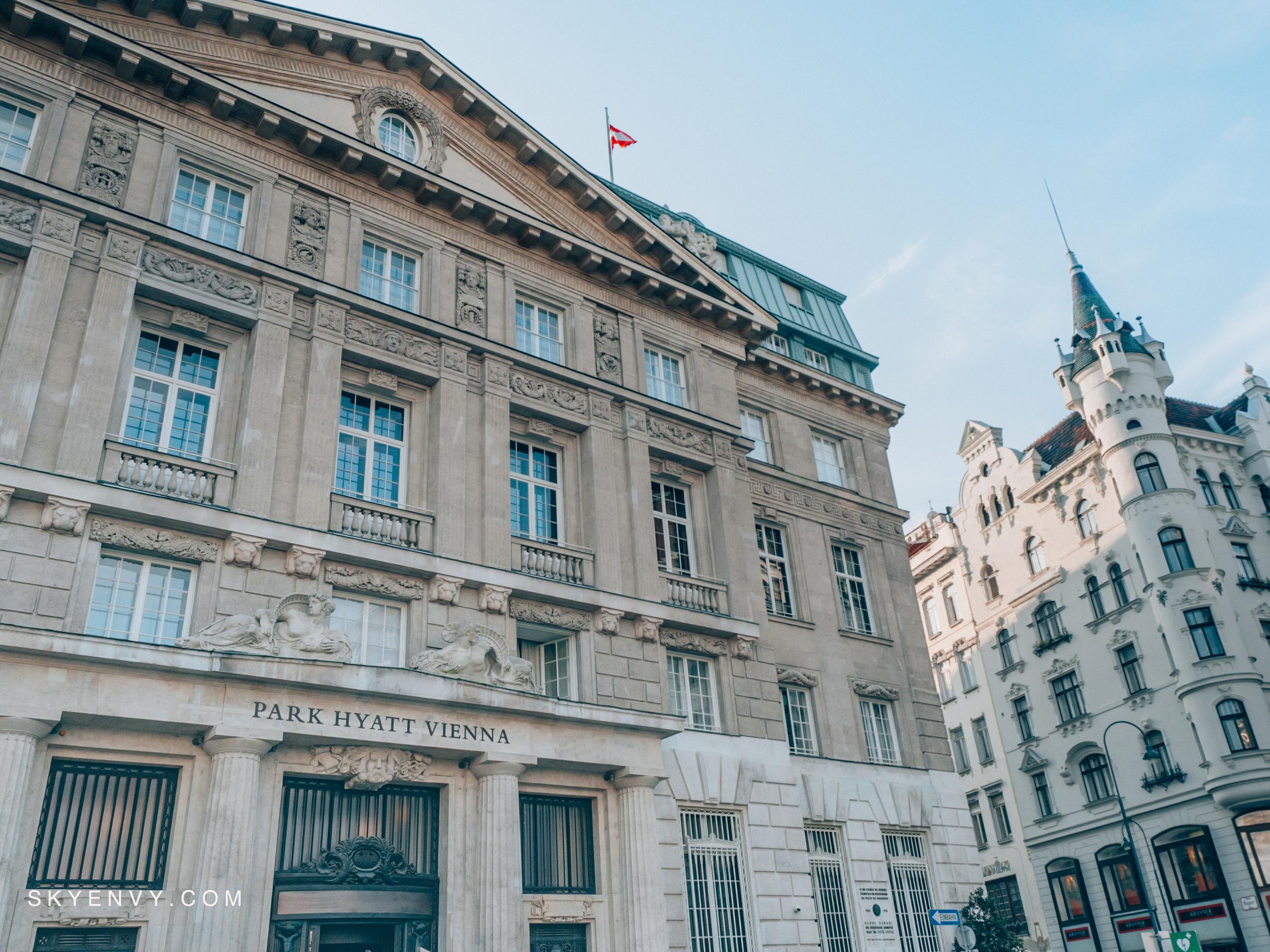 Park Hyatt Vienna, Vienna, Luxury, Luxury Hotel, Park Hyatt, FiveStar Hotel, Viennese Elegance, Luxury is Persona