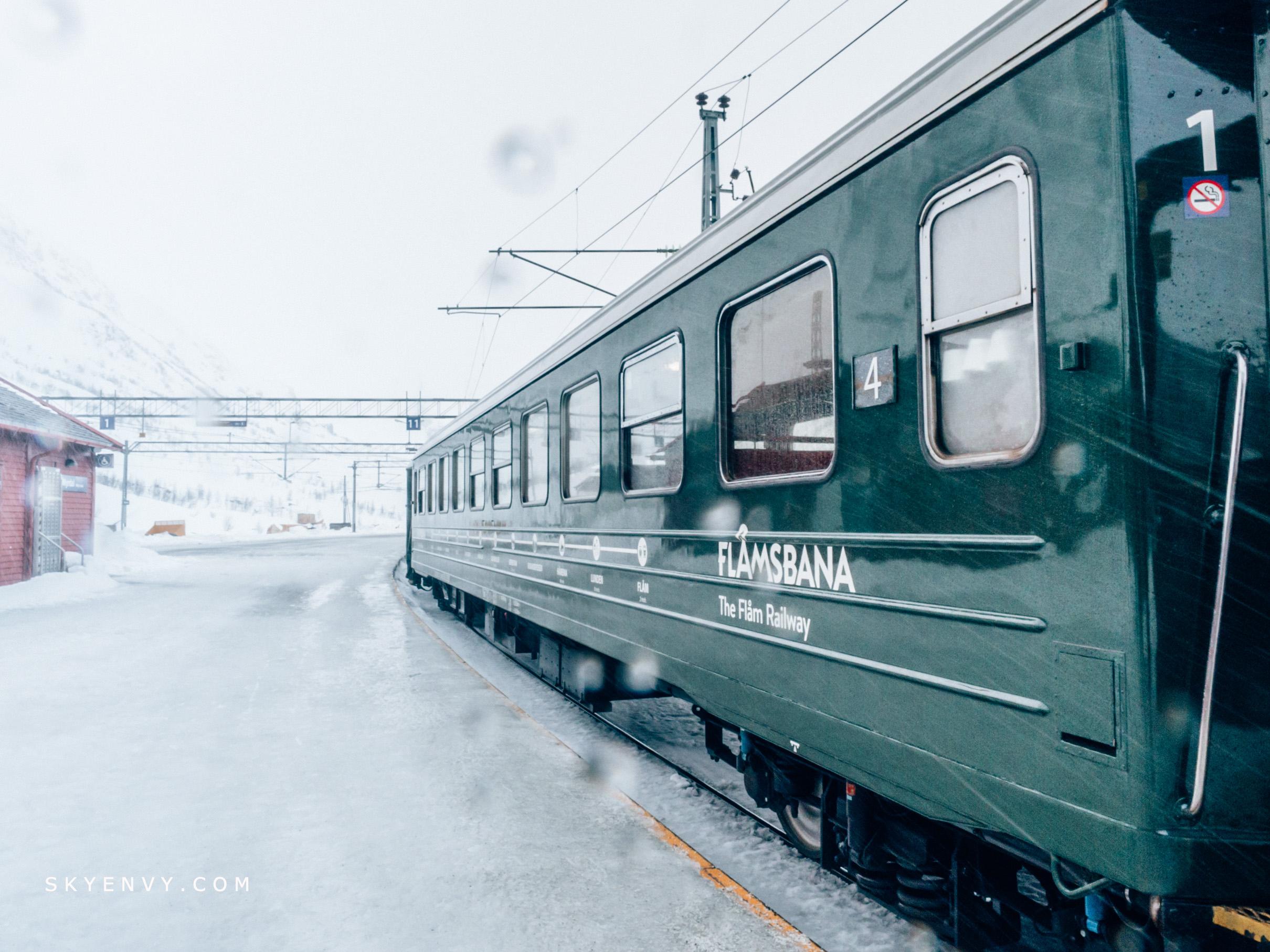 Norway; Norway in a Nutshell; Flamsbana; Fjord; Flam Railway