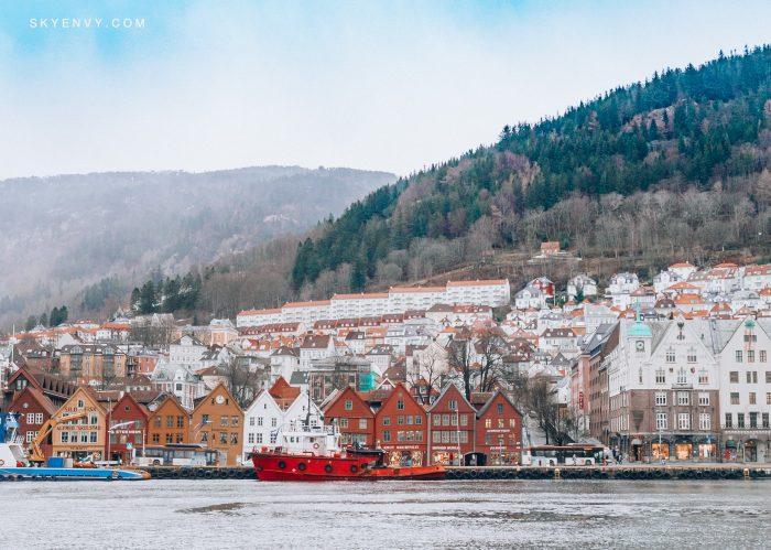 Bryggen; Bergen; Norway; Wharf; Bergen Norway