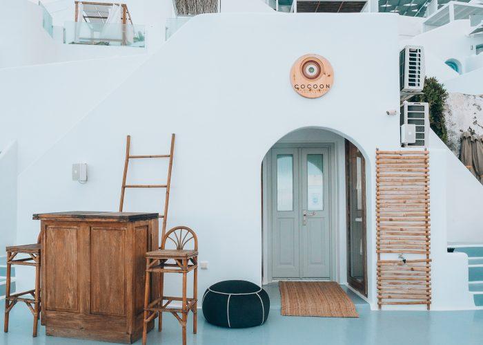 Santorini, Cocoon Suites, Cave Hotel, Luxury